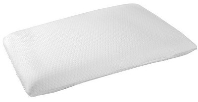 Slim Sleeper Memory Foam Pillow