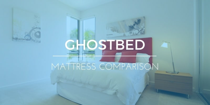 Ghostbed Vs Tuft and Needle Mattresses: Making The Right Choice