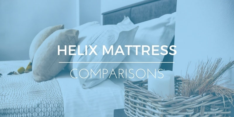 Helix vs. Tuft and Needle Mattresses