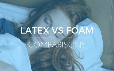 Memory Foam Vs Latex Pillows – Which is the Right Pick For You?