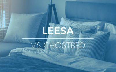 Leesa Vs Ghostbed – Choosing the Right Memory Foam Mattress