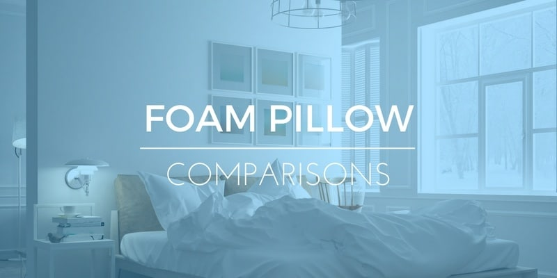 Memory Foam Vs Down-Filled Pillows – Which is Better for Sleeping?