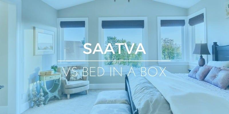 Saatva vs Bed in a Box