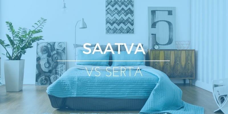 Saatva vs Serta: Which Mattress is Better For You?