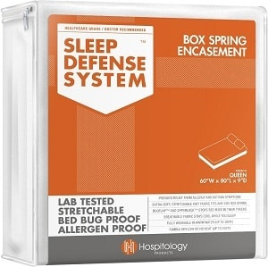 Sleep Defense System Mattress Protector