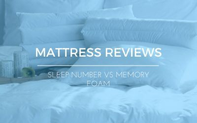 Sleep Number Mattresses Vs Memory Foam Mattresses – What's Your Pick?