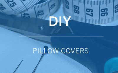 How to Make DIY Pillow Cover