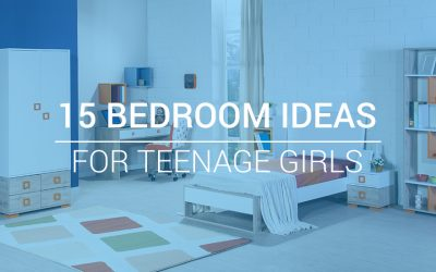 15 Bedroom Ideas for Teenage Girls