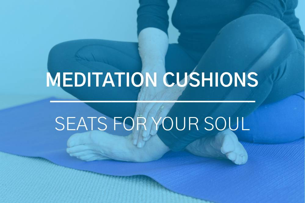 Seat of Your Soul Meditation Cushion: Seat to Nirvana?
