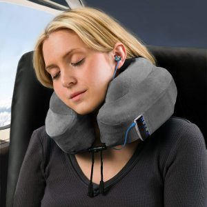 Do you wake up with a stiff or sore neck? We have put together a quick guide for you on how to choose the best memory foam pillow for neck pain.