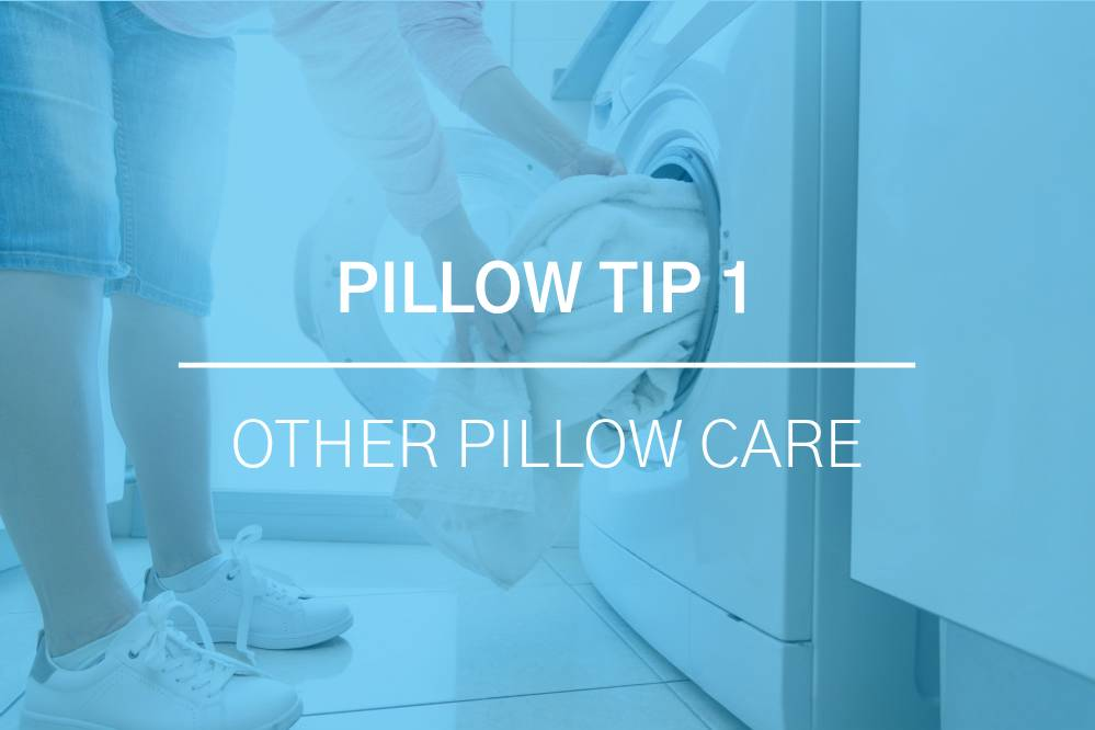 Can You Put Pillows in the Dryer and Other Pillow Care Tips