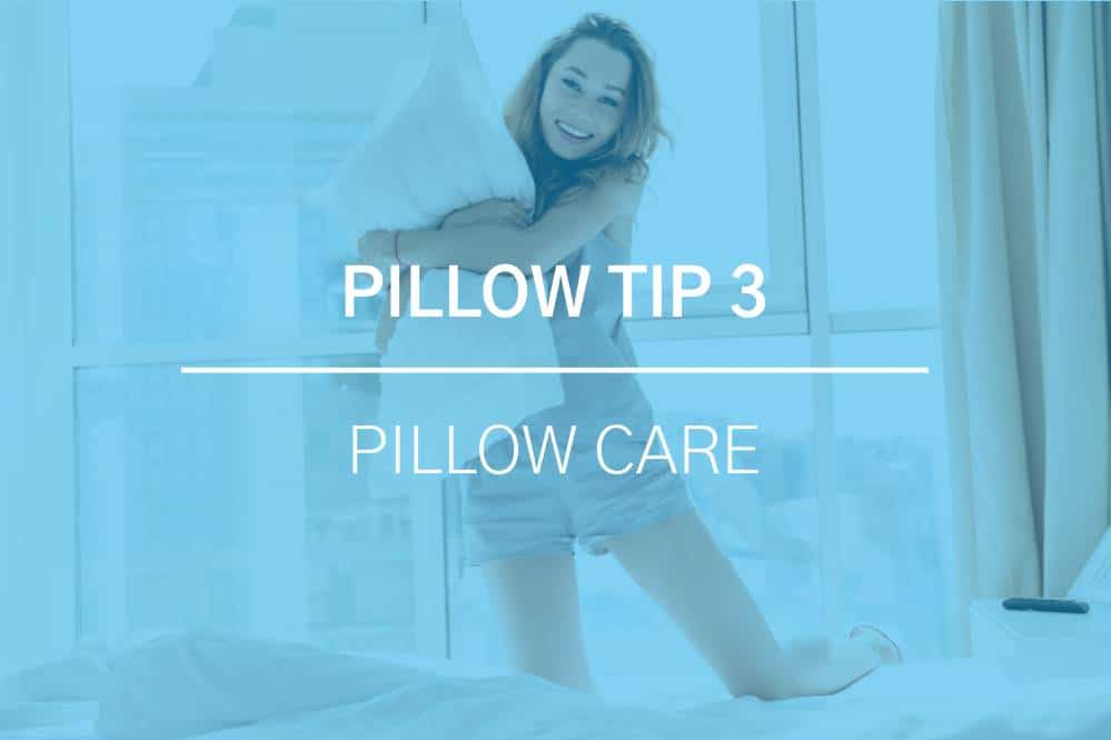 Can You Put Pillows in the Dryer and Other Pillow Care Tips 3