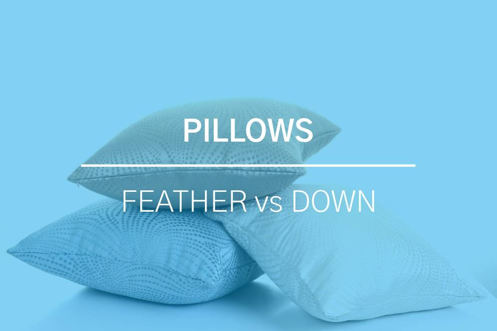 Feather Pillows vs Down Pillows 3