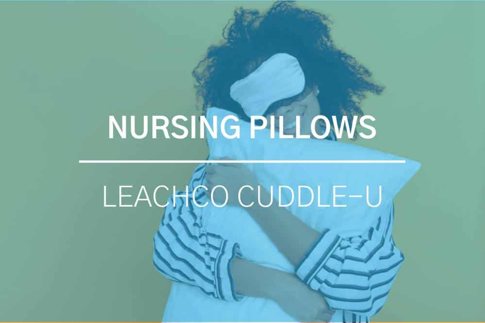 Leachco Cuddle-U Basic Nursing Pillow