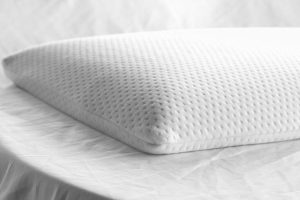 Elite Rest Ultra Slim Sleeper is the best ultra thin pillow. As a memory foam pillow, it's also extremely comfortable and conforms to the shape of your neck and face to optimize support. This pillow has a flat bottom for stability and a curved top that follows the gentle slope of your neck.