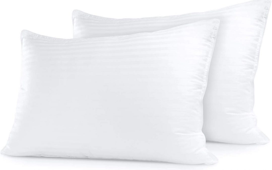 Best Contour Pillow for Neck Pain in 2021