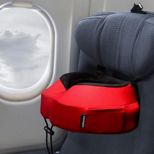The Cabeau Evolution Travel Pillow is a nifty little pillow that will keep your neck supported while you are traveling to ensure you arrive at your destination refreshed and ready to explore.