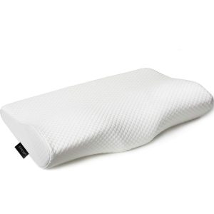 A supportive, cervical pillow does not need to compromise on luxury. This pillow is the ultimate in both luxury and support, offering sleepers therapeutic support on quality material.