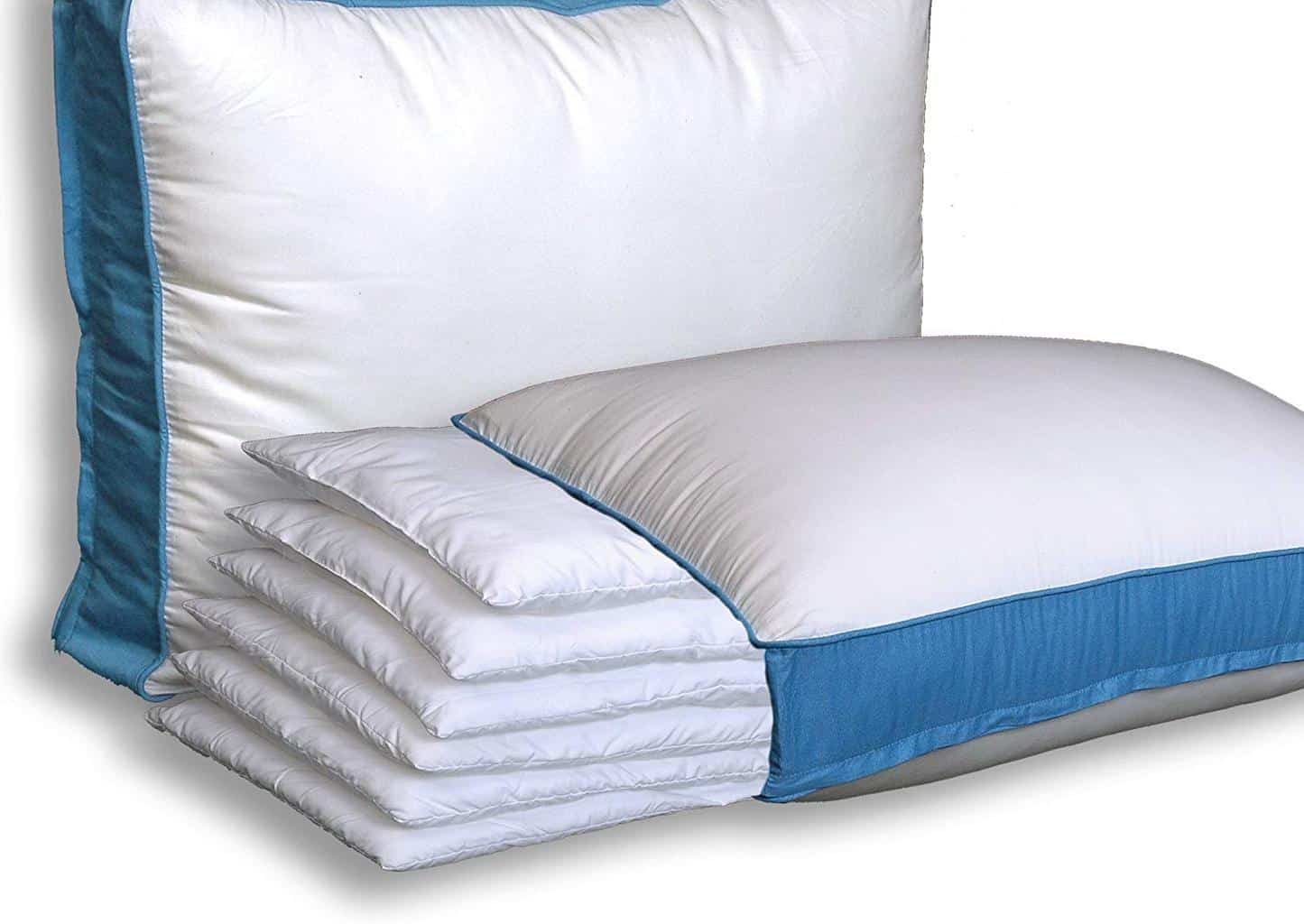 We have put together a list of the best 5 pillows for all types of sleepers. These pillows will support you, regardless of how you sleep.