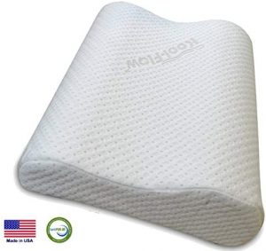 Don't let neck pain control your life! Buy one of these pillows they have been specifically designed to help ease pain in your neck.