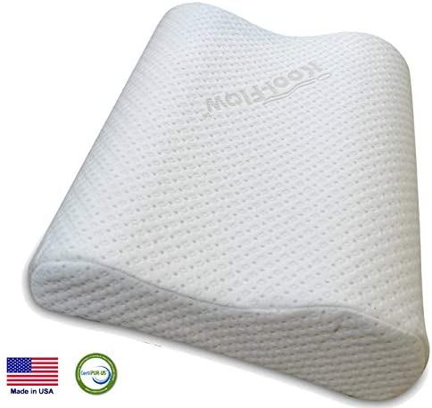 You do not have to continue waking up with a sore neck, invest in one of these cervical pillows and enjoy a good night's sleep, every night.