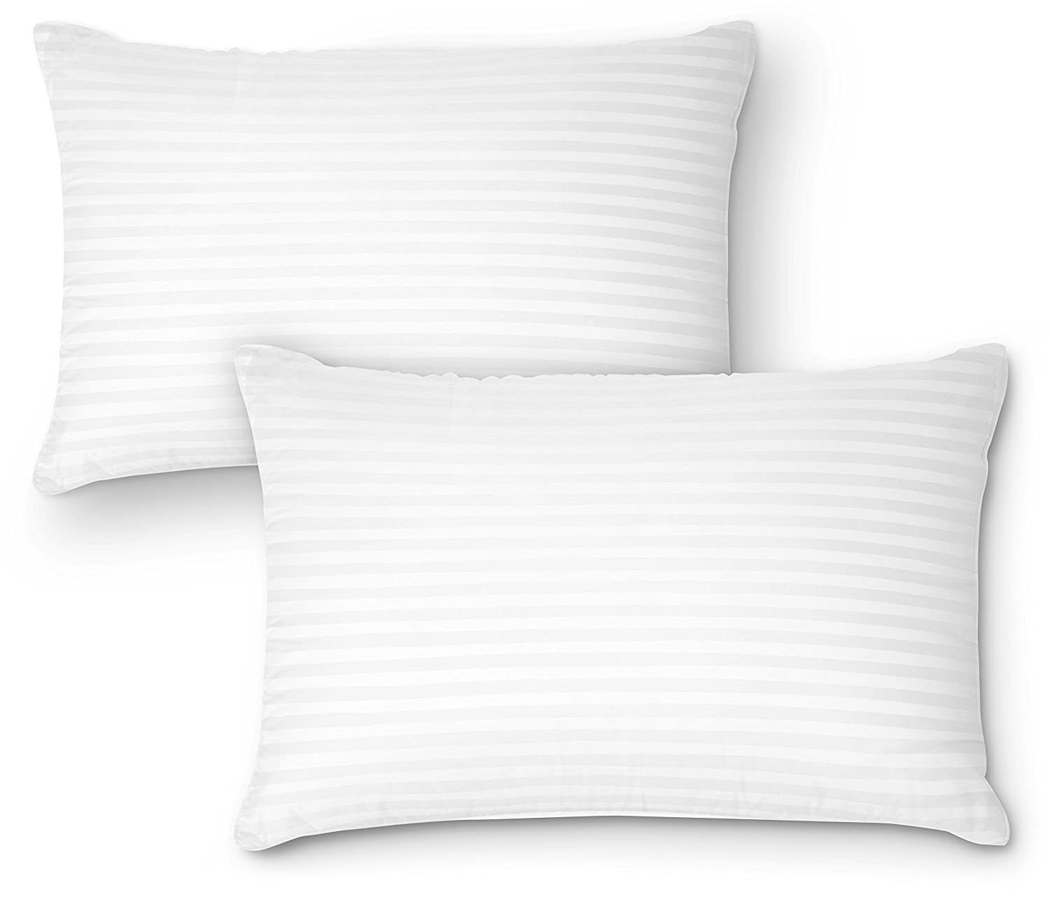 Side sleepers will find their next pillow on this list of pillows. Each pillow will offer you the right amount of support while you sleep on your side.