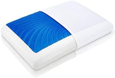 The Mediflow Waterbase pillow has been specifically designed and tested to improve the quality of your sleep and reduce neck pain. .