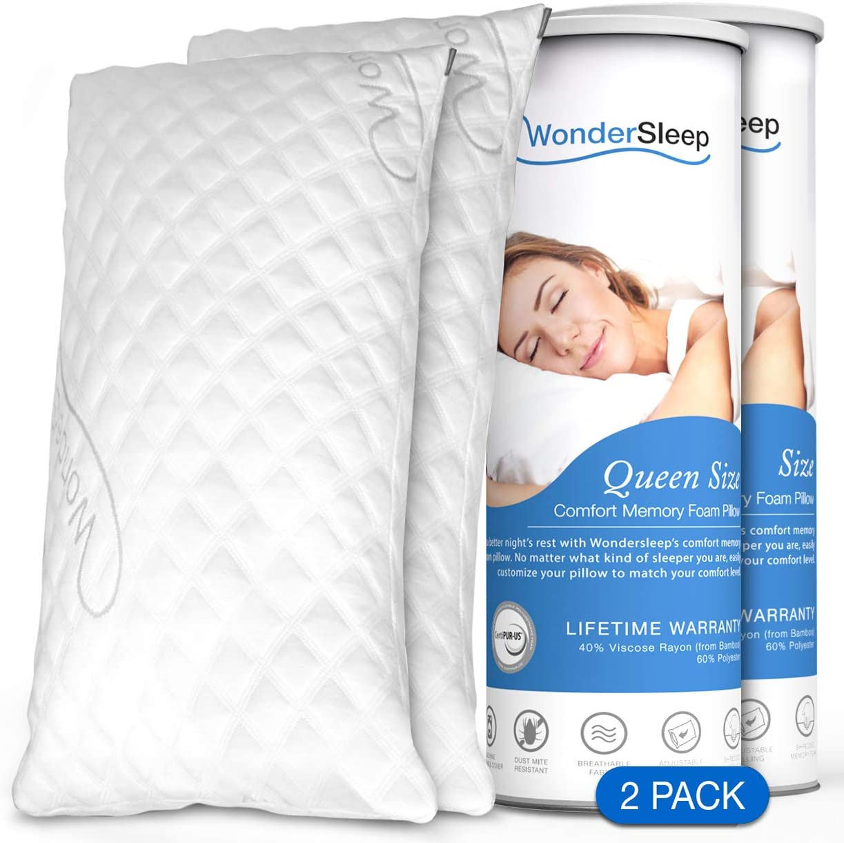 Looking for a new pillow? Look no further we have the top rated pillows for neck pain just for you.